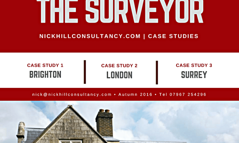 Building Surveyor testimonials & case studies