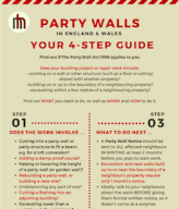 Straightforward guide to Part Walls by Nick Hill, a Building Surveyor with 30 years' experience