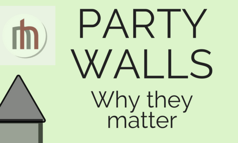Party Walls – simple online guide to help you avoid and resolve disputes